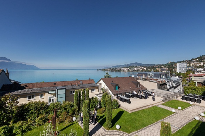 Campus Hotel Europe - Hotel Institute din Montreux