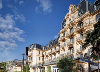 Hotel Institute Montreux-Elveția