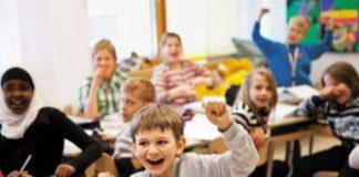 copiii finlandezi