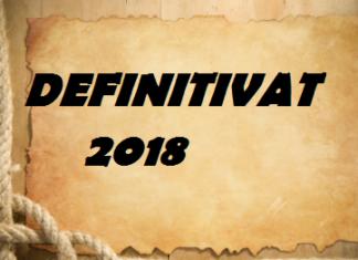Definitivat 2018