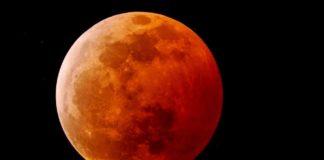 Eclipsa totală de Lună