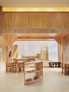 Grădinița modernă Montessori