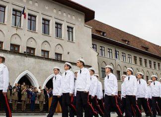 """Colegiul Militar """"Tudor Vladimirescu"""" din Craiova"""
