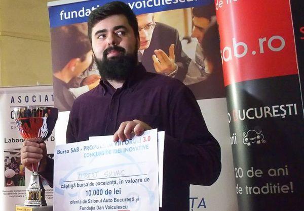 Fundația Dan Voiculescu pentru Dezvoltarea României premiază inovatorii secolului XXI