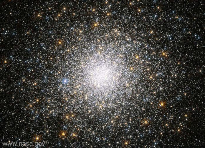 Roiul Messier 75, Calea Lactee, Săgetător
