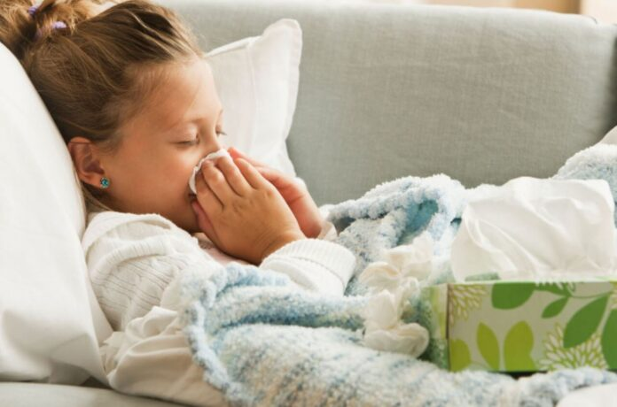 infectii copii infectii respiratorii